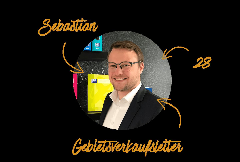 Sebastian Hamelin GmbH Gebietsverkaufsleiter